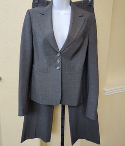The Limited Gray Pant Suit